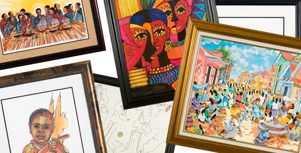 Home Arts Picture Framing
